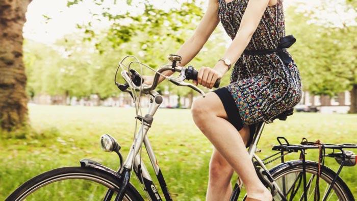 El uso de la bicicleta es benéfico para tu salud